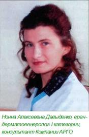 Нонна Алексеевна Давыденко