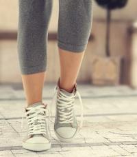 Береги ножки смолоду!