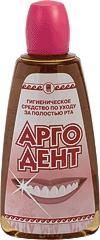 Аргодент - гигиеническое средство по уходу за полостью рта