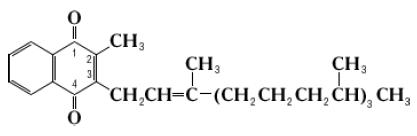 Филлохинон – витамин К1