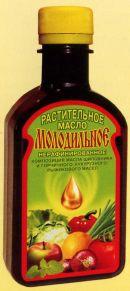 Салатное масло «Молодильное»