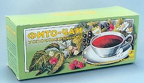 Фито-чай «Успокоительный»