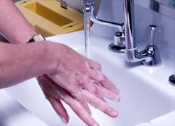 ЭПЛАН - Антисептическая и гигиеническая обработка рук