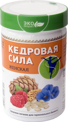 Препараты на основе кедровых орехов