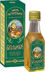 Масло салатное «Богатырское»