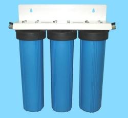 3-х ступенчатый высокопроизводительный фильтр для доочистки питьевой воды «Водолей-БКП»