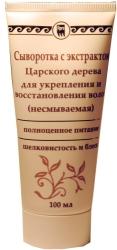 Сыворотка с экстрактом царского дерева для укрепления и восстановления волос