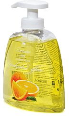 Жидкое мыло линии SPA, цитрусовый фреш