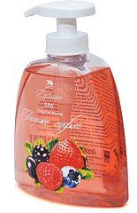 Жидкое мыло линии SPA, ягодное суфле