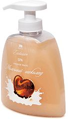 Жидкое мыло линии SPA, молочный шоколад