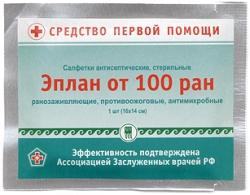 Салфетка «Эплан от 100 ран»