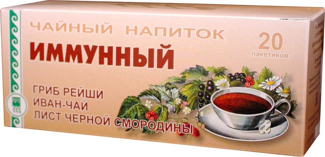 Фито-чай «Иммунный»