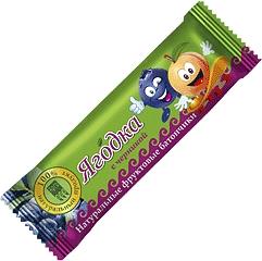 Фрутилад-Арго Ягодка с черникой, батончик фруктово-ягодный