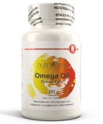 Омега Ойл (Omega Oil)