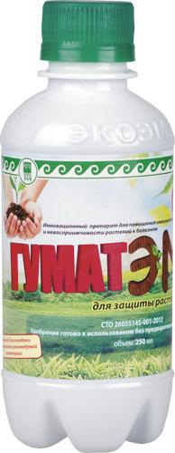 ГуматЭМ для защиты растений