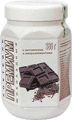 Купить Коктейль ПРЕМИУМ «Шоколадный» (код 0247), цена