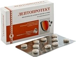 Лептопротект, таблетки, 50шт
