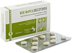 Нефролептин, таблетки , 50шт