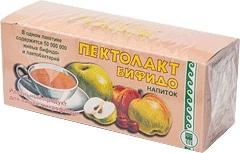 Пектолакт бифидо, пакетики с ухой смесью