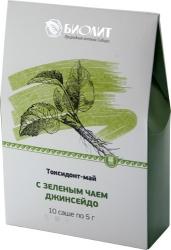 Купить Токсидонт-май с зеленым чаем Джинсейдо (код 3526), цена